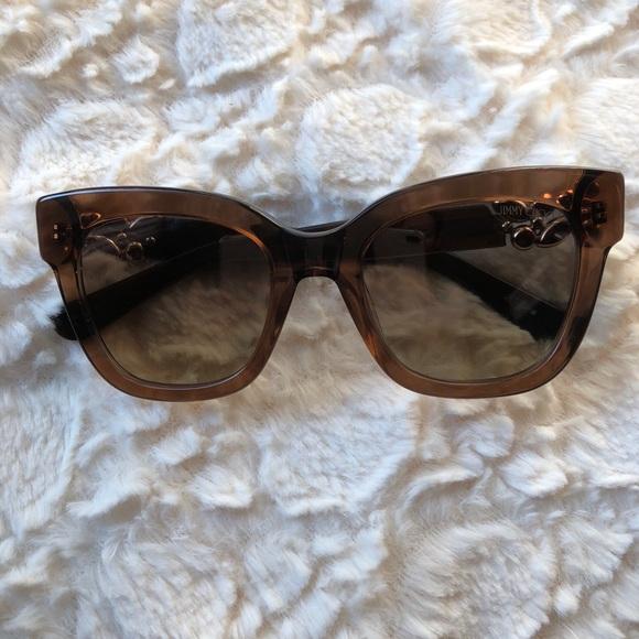 1e3cd2eacf73 Jimmy Choo Accessories - Jimmy Choo Maggie Sunglasses